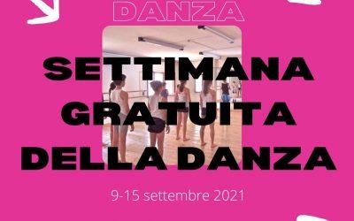 Settimana gratuita della danza